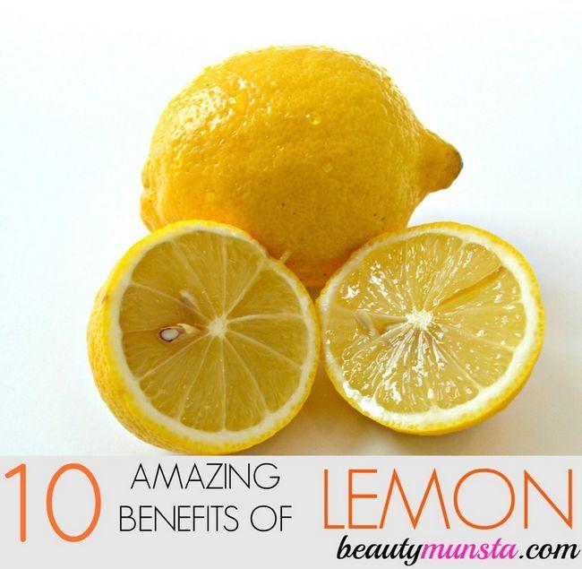 Fotografía - 10 avantages étonnants citron pour la peau