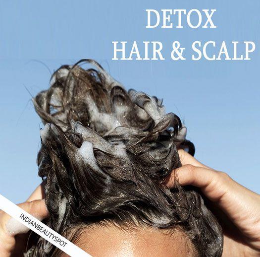 Fotografía - Scalp désintoxication pour des cheveux sains