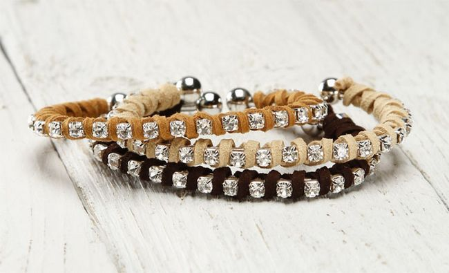 Fotografía - 10 rapide et facile façons de faire les bracelets à la mode