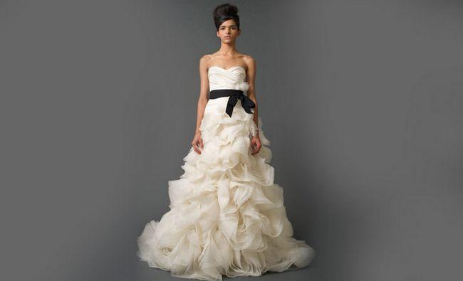 Fotografía - 10 Robes de mariée glamour pour spectaculaire cérémonie de mariage