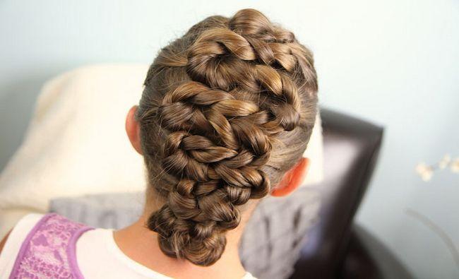 Fotografía - 10 Irresistible Chignons pour cheveux longs