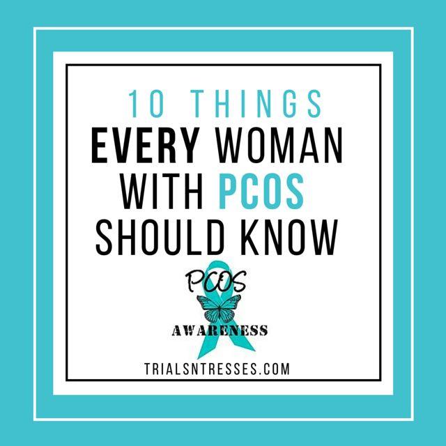 Fotografía - 10 choses que chaque femme souffrant du SOPK devrait savoir