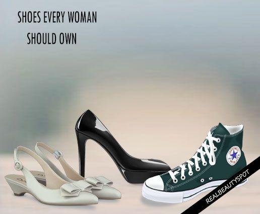 Fotografía - 10 Types de chaussures chaque femme devrait avoir