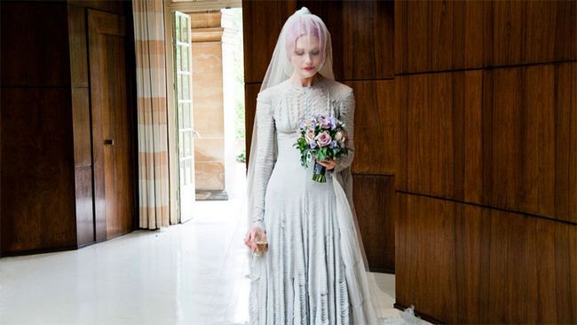 Fotografía - 11 Conseils pour choisir Deuxième Robes de mariée
