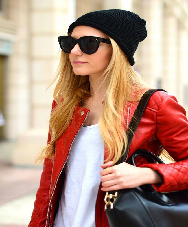 Fotografía - 12 Mode Conseils Sur Comment porter un Beanie