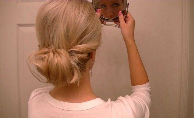 Fotografía - 14 Facile Chignons pour cheveux longs