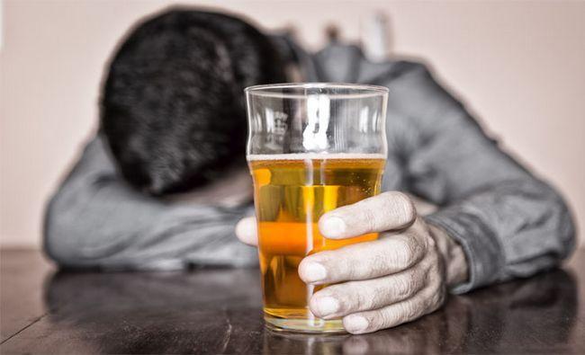Réduire la consommation d'alcool