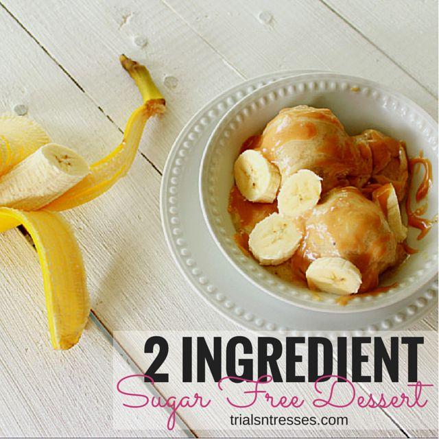 Fotografía - 2 Ingrédients, Sucre, Dessert gratuit