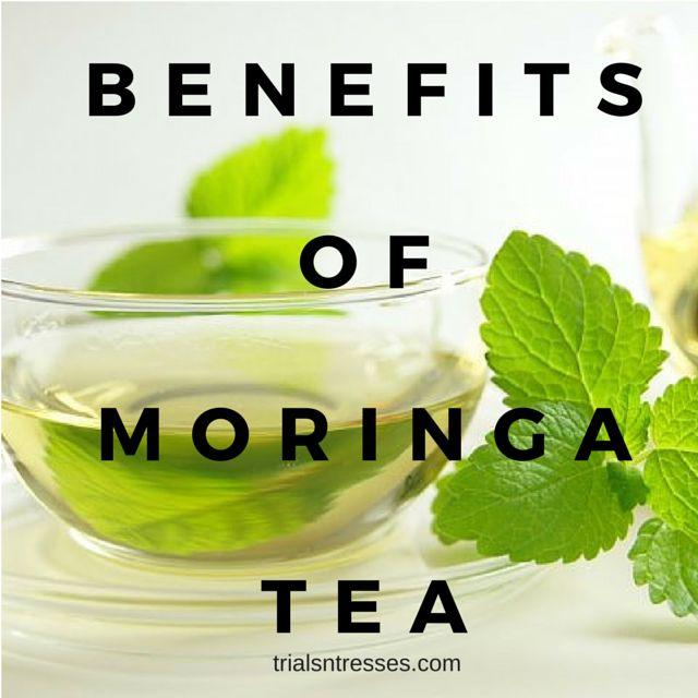 Fotografía - 20 Avantages de Moringa thé