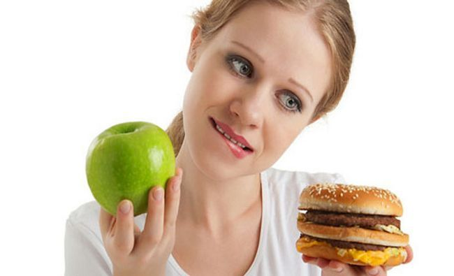 Mangez-Light-Say-Pas-To-Fast food-Appetite