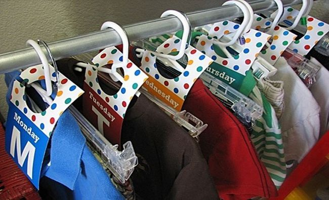 Fotografía - 25 Clever vie changer de vêtements aux organisateurs que vous devez l'essayer