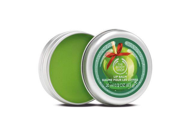 The Body Shop glacé d'Apple Lip Balm