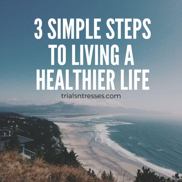 Fotografía - 3 étapes simples pour vivre une vie plus saine
