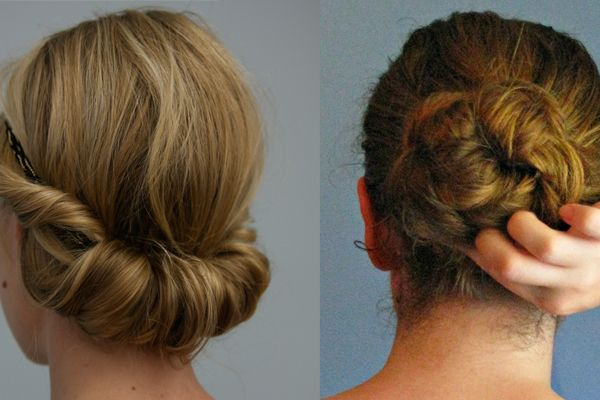 Fotografía - 3 coiffures de cérémonie - à 10 minutes ou moins!