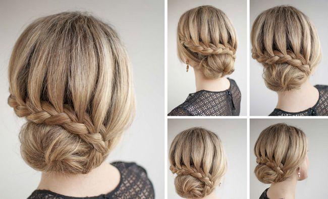 Fotografía - 30 Trendy Pourtant Facile Chignons pour cheveux longs