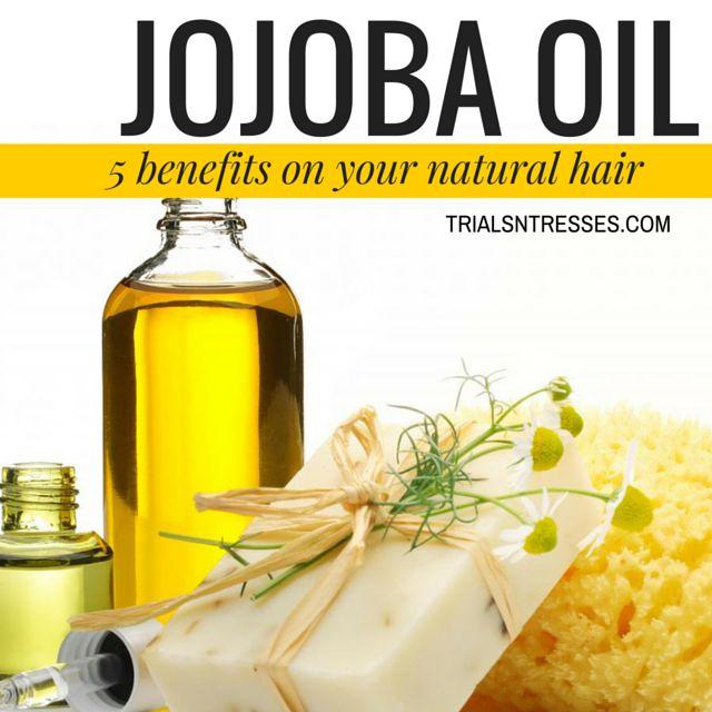 Fotografía - 5 avantages de l'huile de jojoba sur vos cheveux naturel