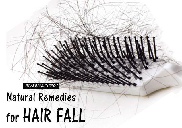 Fotografía - 5 meilleurs remèdes naturels pour la chute des cheveux