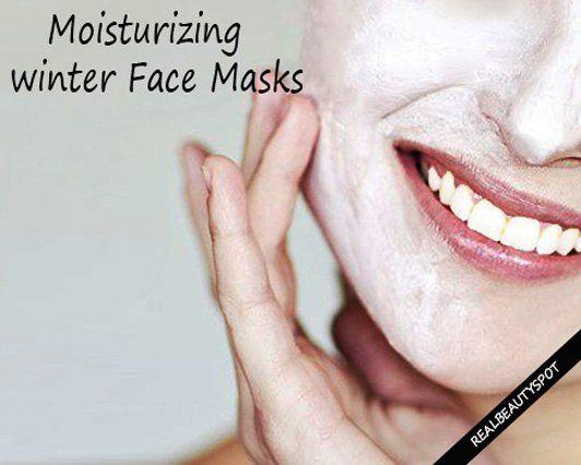 Fotografía - 5 Homemade masques hydratants d'hiver