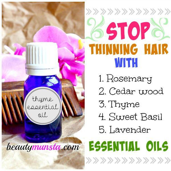 Fotografía - 5 huiles essentielles les plus efficaces pour les cheveux