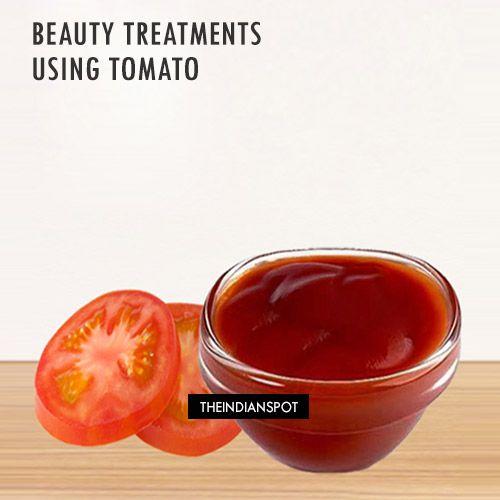 6 meilleurs produits de beauté faits maison à l'aide de la tomate