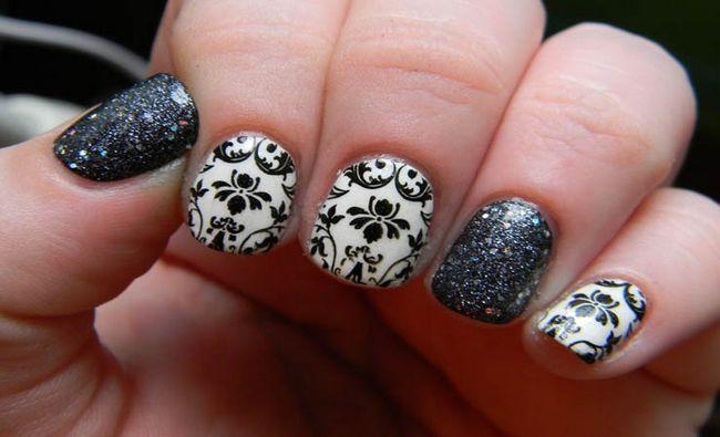 Fotografía - 7 thèmes étonnants Fancy Nail Designs