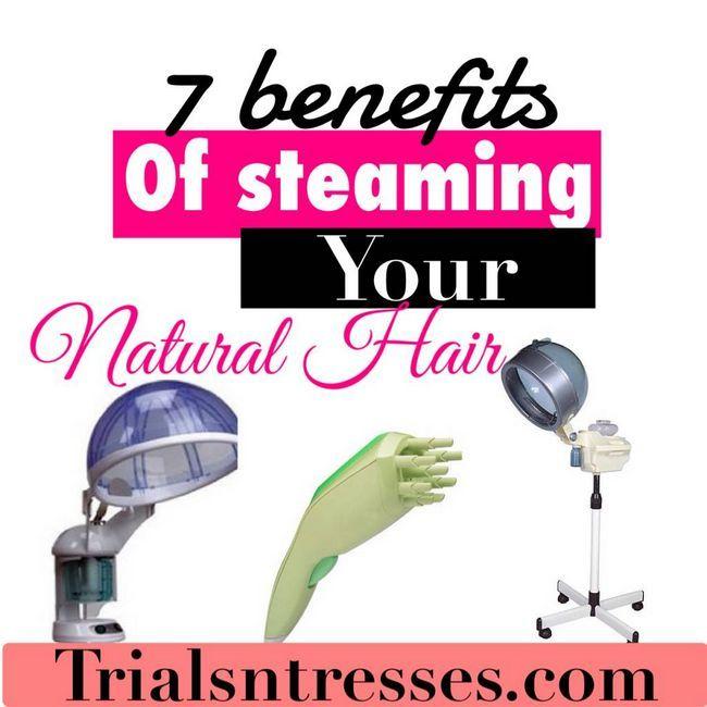 Fotografía - 7 avantages de cuire vos cheveux naturels