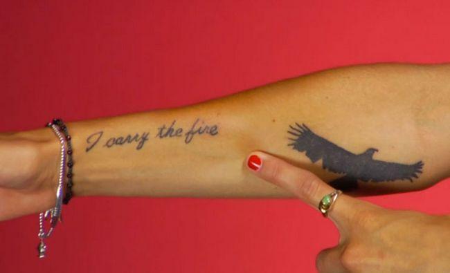 intérieure bras-tatouages-pour-femmes