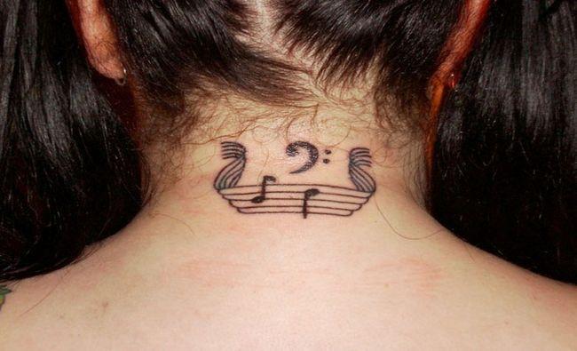 Fotografía - 7 Dainty tatouages qui sont tellement arrestation