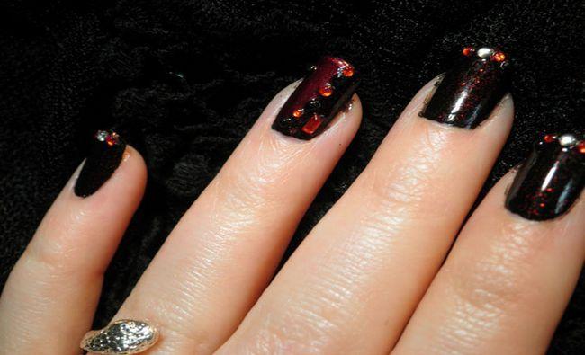 Fotografía - 7 Fabulous créations de ronde Acrylique Nails