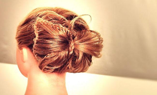 Fotografía - 7 Unique Coiffures d'été pour les cheveux longs