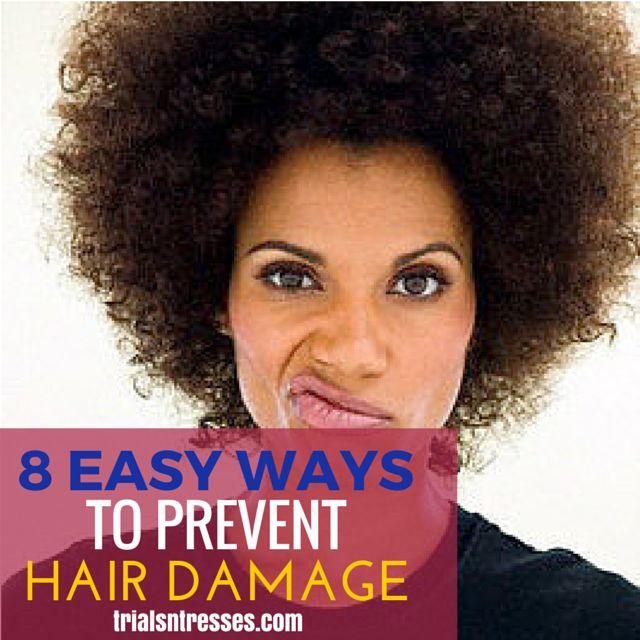 Fotografía - 8 façons simples pour éviter les bris de cheveux