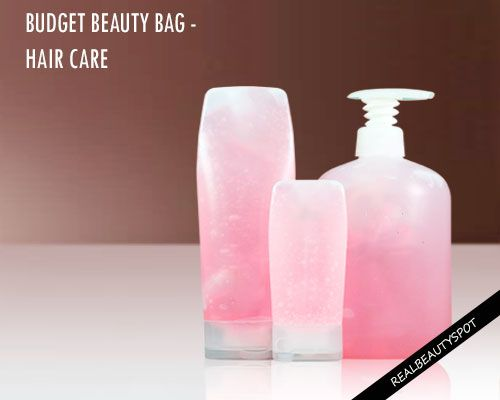 UN SAC BUDGET de beauté pour COLLEGE GIRLS - HAIR CARE