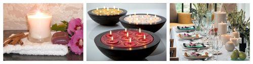 Fotografía - Derrière la marque: Lumières de bougies naturelles Bliss