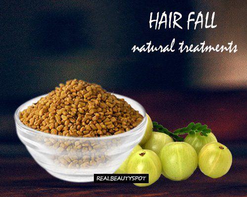 Meilleurs traitements naturels pour la chute des cheveux