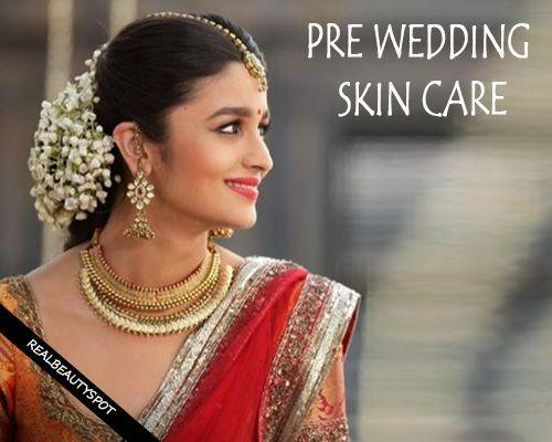 Fotografía - Beauté nuptiale: une peau parfaite le jour de votre mariage