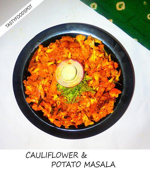 Fotografía - Chou-fleur et pommes de terre masala - une recette délicieuse et rapide!