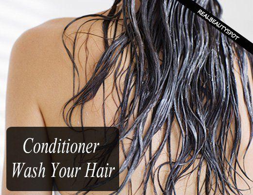 Fotografía - Co-laver - dire non au shampooing, lavez vos cheveux avec conditionneur