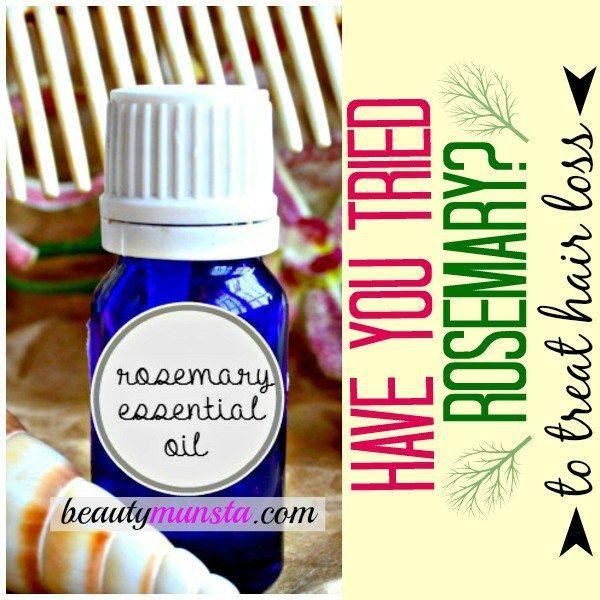 Fotografía - Rosemary pourrait être la meilleure huile essentielle pour la perte de cheveux?
