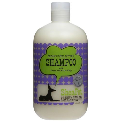 karité shampooing pour animaux