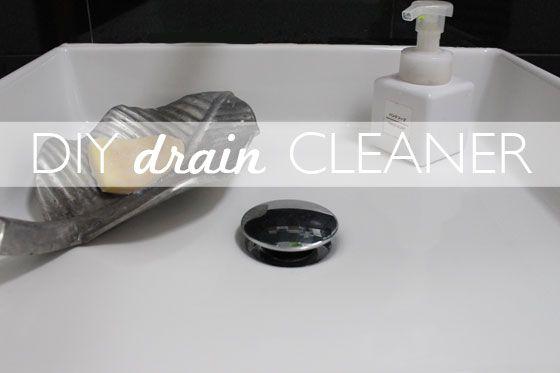 Clean-drain