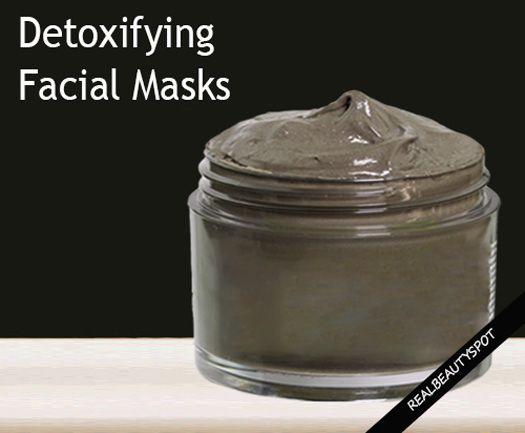 Fotografía - Détoxifiant masque d'argile du visage pour une peau éclatante