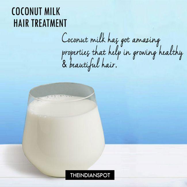 Climatisation coco traitement des cheveux de lait profonde bricolage pour des cheveux sains