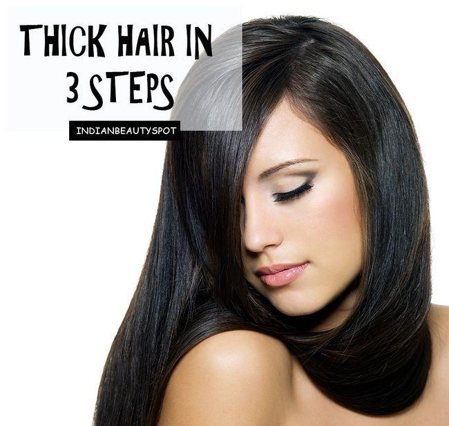Fotografía - 10 secrets pour la croissance à long, cheveux magnifiques rapide