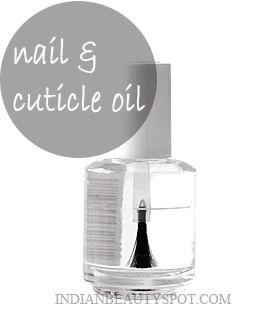 DIY: Faites votre propre huile pour les ongles