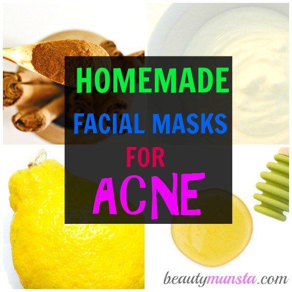 Fotografía - Masques naturelles Homemade visage de bricolage pour l'acné