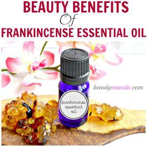 Découvrez les avantages incroyables de l'huile essentielle d'encens pour la beauté