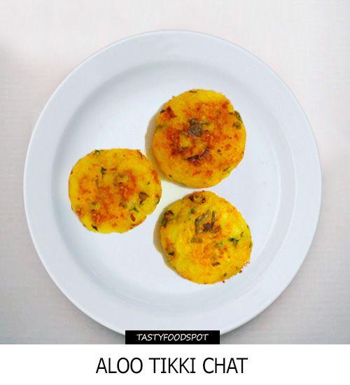 Fotografía - Aloo Tikki facile le chat recette
