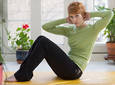 Fotografía - Exercices simples que vous pouvez faire à la maison