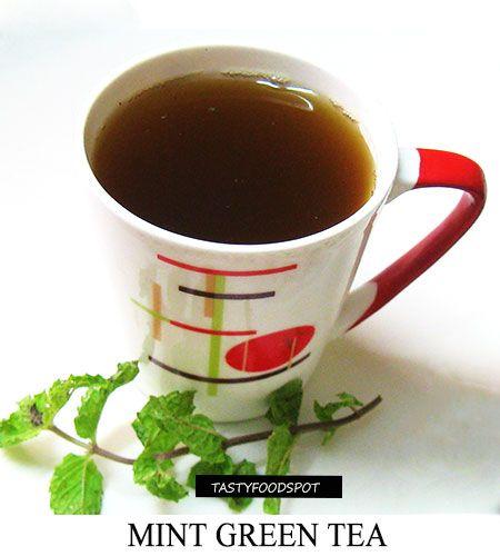 Fotografía - La menthe marocaine savoureuse recette de thé vert