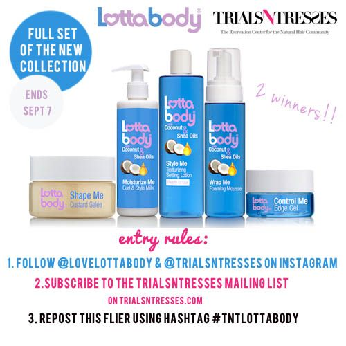 Fotografía - Taille Full Set Of New Styling Collection Giveaway s 'LoveLottaBody